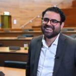 Lezing Mohammed Chahim over rol waterstof in energietransitie