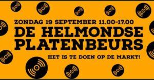 Helmondse Platenbeurs @ Markt Helmond
