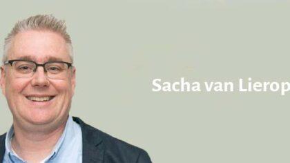 Sacha van Lierop lijsttrekker plan! in 2022