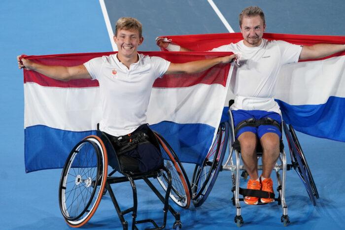 Niels Vink wint brons: volgende stap US Open