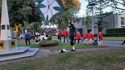 Nadruk op vrijheid en vrede bij herdenking bevrijding Stiphout