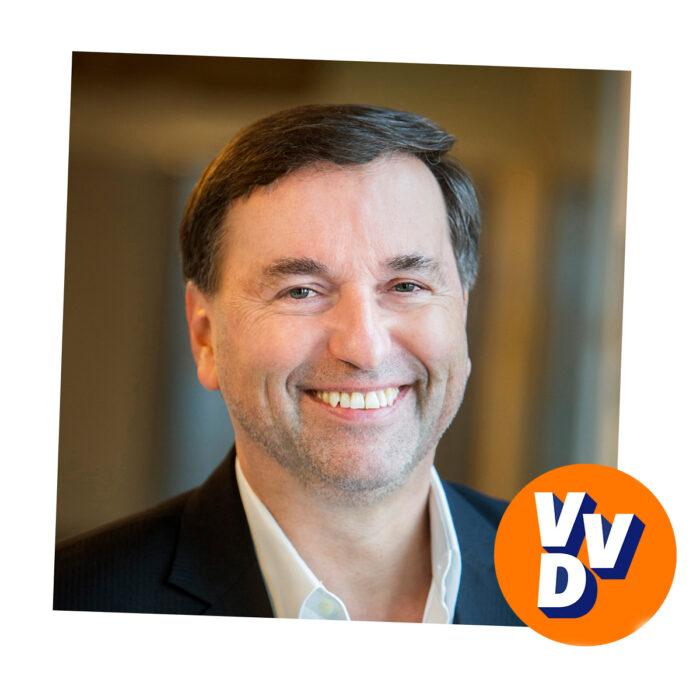 Manders lijsttrekker VVD
