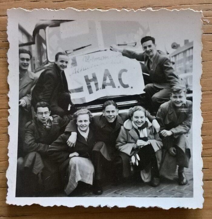 Atletiekclub H.A.C. viert 75-jarig jubileum met reünie