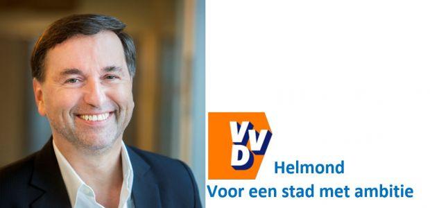 Theo Manders nieuwe lijsttrekker VVD
