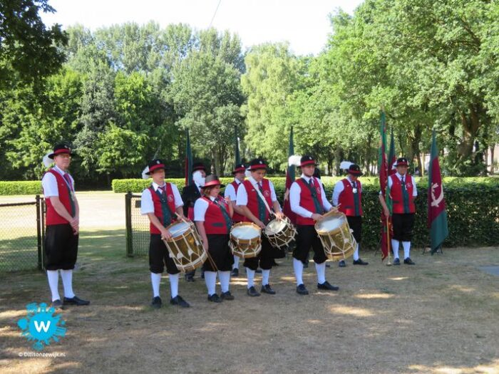 Koningsschieten van St Catharinagilde op 26 september