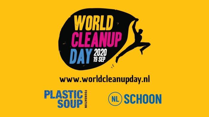World Clean up day: Ochtend Opruim Sessie