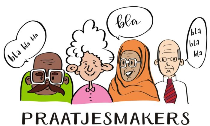 'Praatjesmakers' voor persoonlijk contact met ouderen