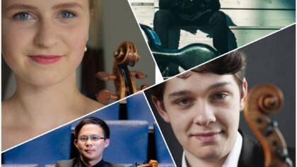 Mulisch Kwartet met muziek van Haydn en Dvořák