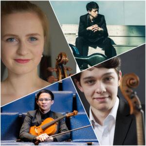 Mulisch Kwartet met beroemde muziek van Haydn en Dvořák @ Kasteel Helmond