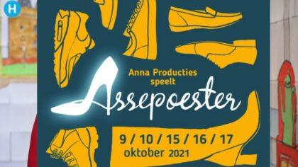 Jeugdtheaterschool Annatheater viert 15-jarig bestaan