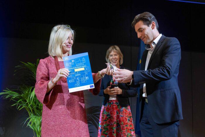 BeefyGreen uit Helmond wint Award