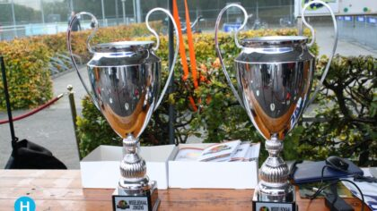 Spannend toernooi Bob de Voogd Trophy bij HC Helmond