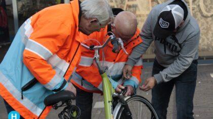 Sta jij ook AAN? van Veilig Verkeer Nederland start in Brouwhuis