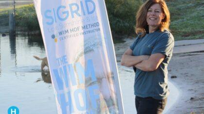 Sigrid de Groot: ga ijszwemmen!