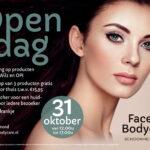 Open dag Face and Bodycare