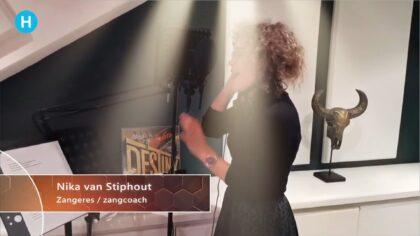 Nika van Stiphout is Artiest van de maand