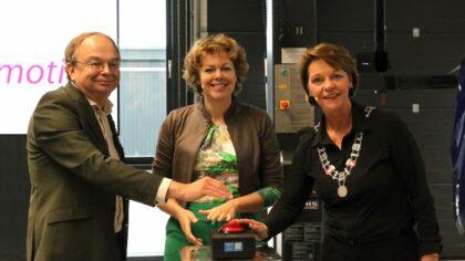 Opening nieuwbouw Summa Automotive in Helmond