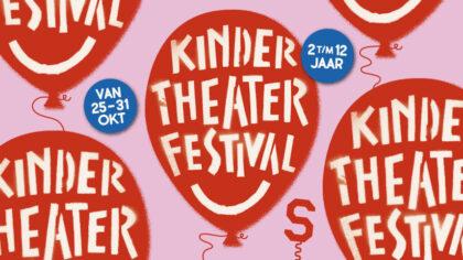 KinderTheaterFestival tijdens herfstvakantie in Speelhuis