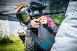 The Hunger Games: Paintball Edtion @ LEVgroep